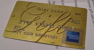 My American Express >> How The American Express Gift Card Became The Bane Of My Existence