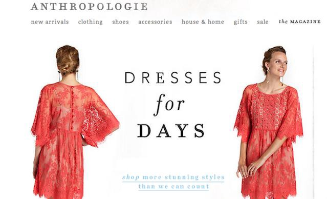d095f3600054 Let's Discuss the Merits of Anthropologie (The Clothing Store, Not the  Discipline)