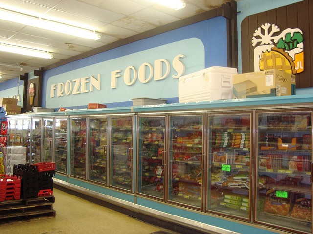 Shopping The Frozen Food Aisle The Billfold