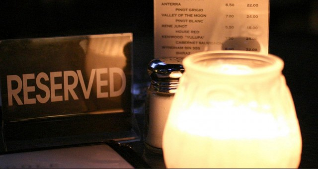 Would You Pay for a Restaurant Reservation? - The Billfold