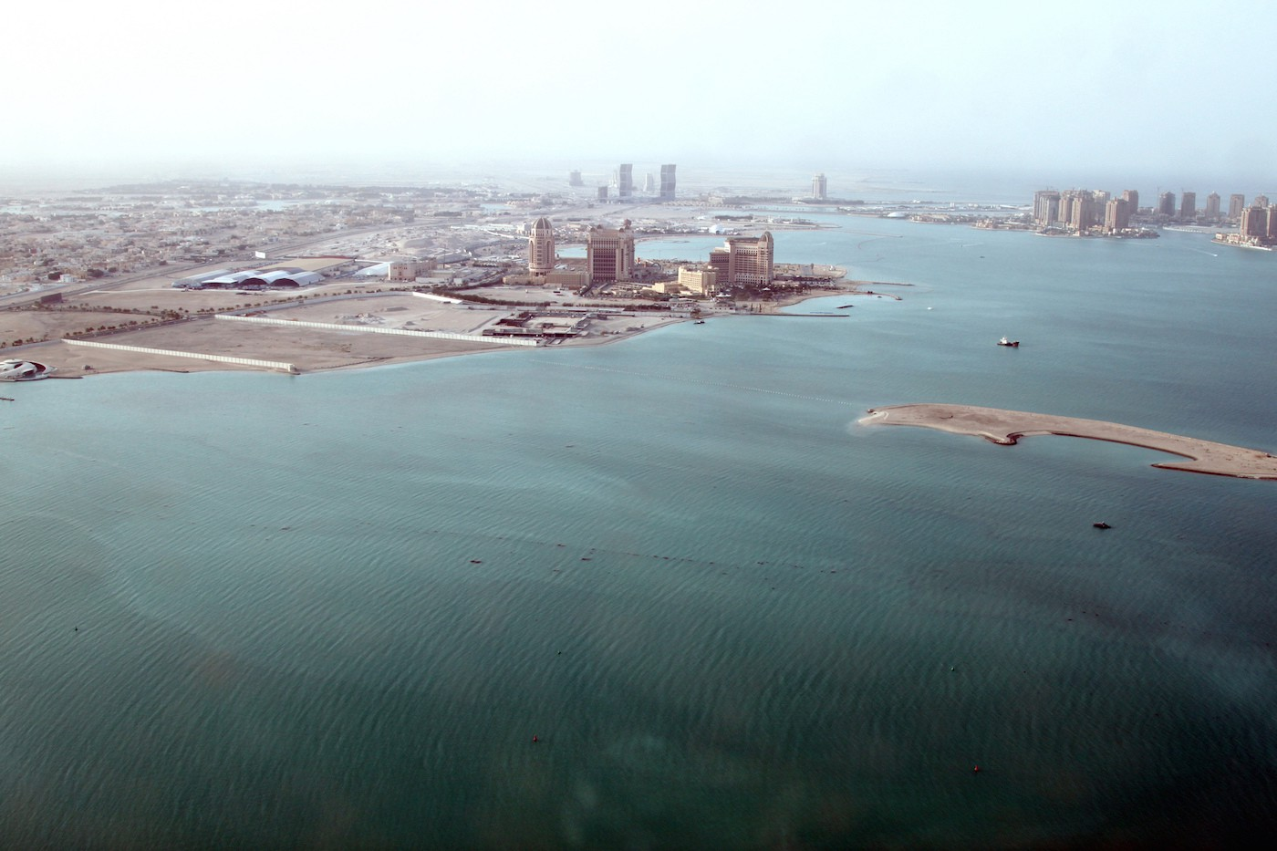 The Moral Conflict of Living and Working in Qatar - The Billfold