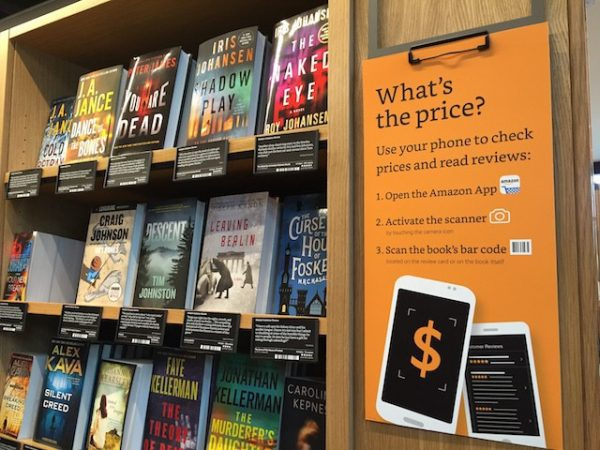 I Went to the New Amazon Books Store - The Billfold