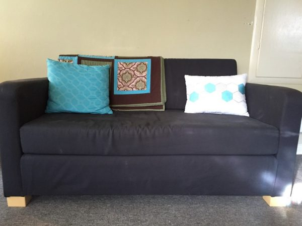 One Year With Ikea S Second Cheapest Sleeper Sofa