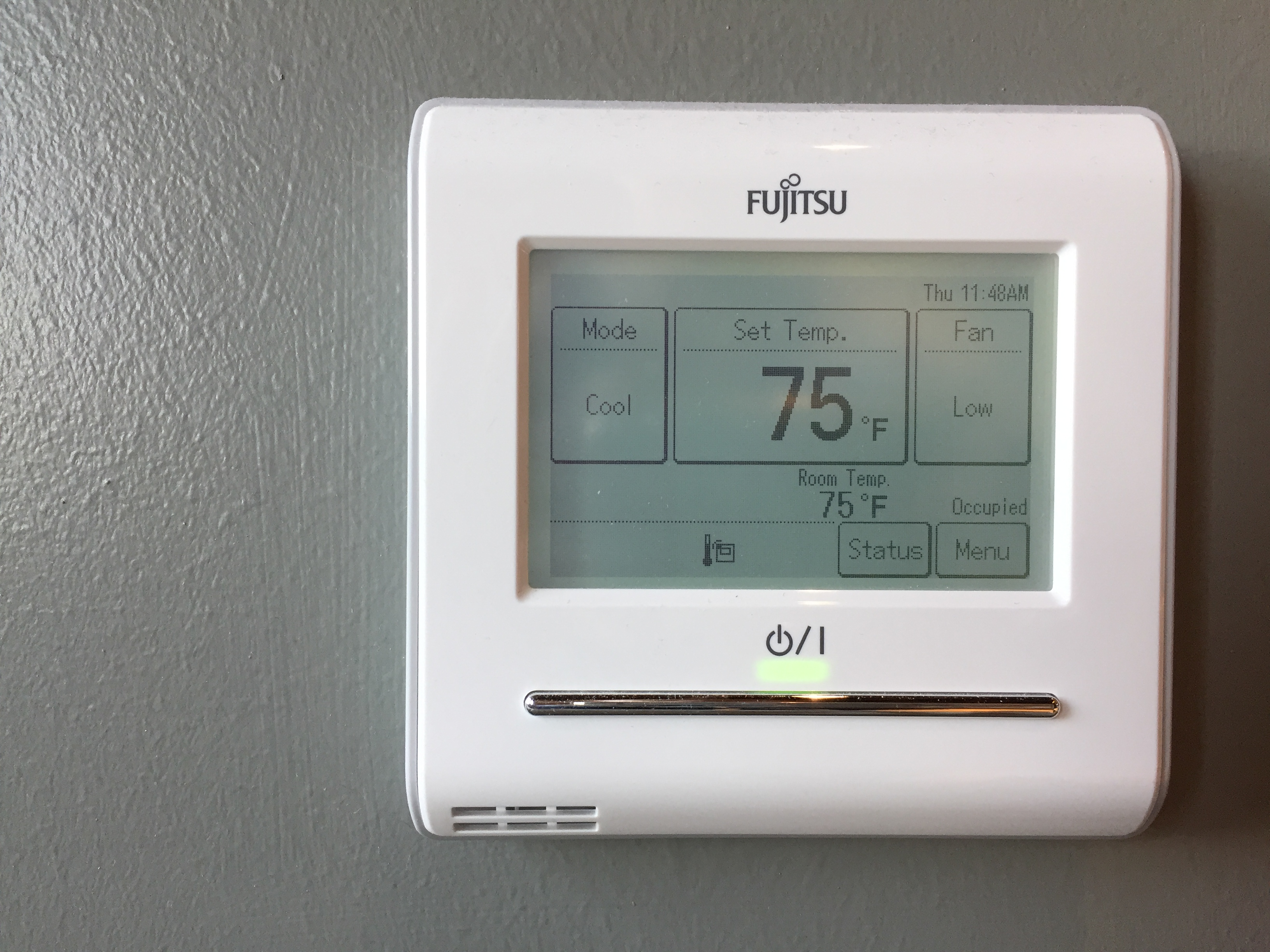 Where Do You Set Your Thermostats