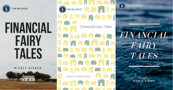Which Financial Fairy Tales Cover Do You Like Best?